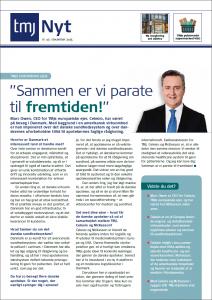 TMJ Nyt 2015 - nr. 3