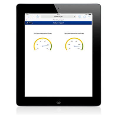 TMJ Driftamåling App